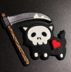 NITRON PATCH - Lone Wolf Grim Reaper