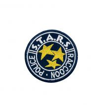 BIOHAZARD PATCH S.T.A.R.S. Medallion type