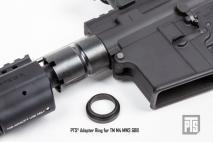 PTS - Handguard Adapter Ring for Tokyo Marui M4 MWS Series GBBR