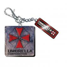 CAPCOM Bio Hazard RE:3 - Metal Key Holder UMBRELLA