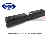 Tokyo Marui Spare Parts USP 9 / GBB1-1 (Slide)
