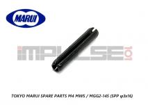 Tokyo Marui Spare Parts M4 MWS / MGG2-145 (SPP φ3x16)