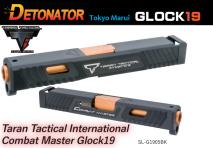 DETONATOR - TTI Combat Master G19 Custom Slide For Tokyo Marui Glock19 GBB