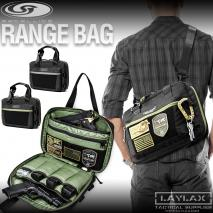 LAYLAX/SATELLITE - Range Bag (Soft Handgun Case)