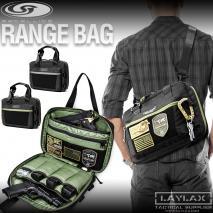 LAYLAX/SATELLITE - Range Bag (Soft Handgun Case)