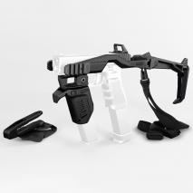 Recover Tactical - 20/20 Stabilizer Brace Conversion Kit For Glock 17/19/etc (With Sling & Holster & Mag Holder)