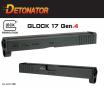 DETONATOR - Glock17 Gen4 Custom Slide For Tokyo Marui Glock17 Gen4 GBB