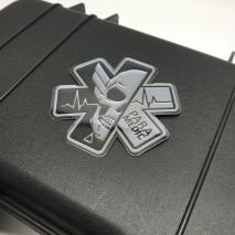 STICKER - PARAMEDIC V2 Gloss Black Version