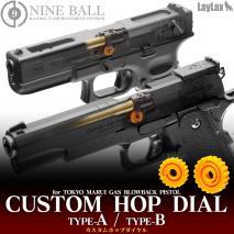 LAYLAX/NINE BALL - Custom Hop Dial (Type A/Type B)