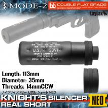 LAYLAX/MODE-2 - Knight's Silencer Short NEO