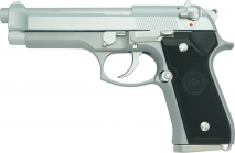 TANAKA WORKS - M92F INOX Evolution HP Cerakote Stainless Finish (Model Gun)