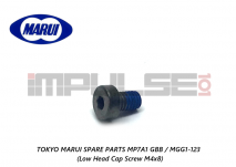 Tokyo Marui Spare Parts MP7A1 GBB / MGG1-123 (Low Head Cap Screw M4x8)