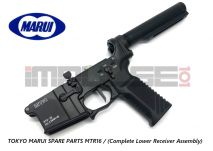 Tokyo Marui Spare Parts MTR16 / (Complete Lower Receiver Assembly)