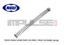 Tokyo Marui Spare Parts M4 MWS / MGG2-139 (Buffer Spring)