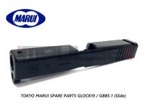 Tokyo Marui Spare Parts GLOCK19 / GBB5-1 (Slide)