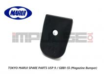 Tokyo Marui Spare Parts USP 9 / GBB1-55 (Magazine Bumper)