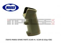 Tokyo Marui Spare Parts SCAR-H / SCAR-63 (Grip FDE)