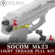 LAYLAX/NINE BALL - Light Trigger Pull Kit for Tokyo Marui Socom Mk23 NBB