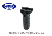 TOKYO MARUI - BATTLE FORE GRIP BLACK (no box)