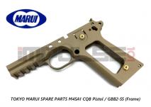 Tokyo Marui Spare Parts M45A1 CQB Pistol / GBB2-55 (Frame)