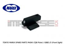 Tokyo Marui Spare Parts M45A1 CQB Pistol / GBB2-21 (Front Sight)
