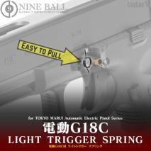 LAYLAX/NINE BALL - Glock 18C AEP Light Trigger Spring
