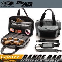 LAYLAX/SATELLITE - Range Bag - Sig Sauer Model - Soft Multipurpose Handgun Carry Bag