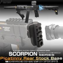 LAYLAX/FIRST FACTORY - Tokyo Marui Scorpion Picatinny Stock Base