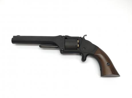 "Marushin - S&W Model 2 Army ""Sakamoto Ryoma's Pistol"" Black HW (Dummy Cart Model Gun)"