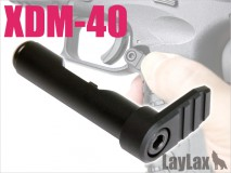 LAYLAX/NINE BALL - XDM-40 Magazine Release Lever Square Type