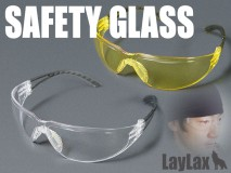 LAYLAX/SATELLITE - Safety Glass CLEAR