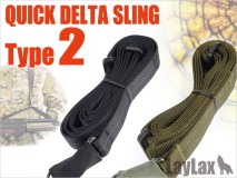LAYLAX/SATELLITE - Quick Delta Sling SP Type2 BK