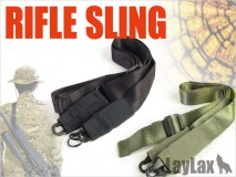 LAYLAX/SATELLITE - Rifle Sling BK