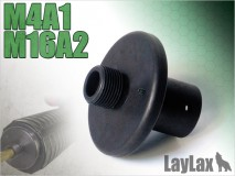 LAYLAX/FIRST FACTORY - Direct Silencer Attachment M16