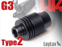 LAYLAX/FIRST FACTORY - Silencer Attachment G3 Type2