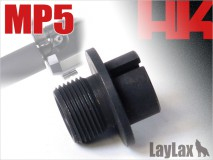 LAYLAX/FIRST FACTORY - Silencer Attachment MP5 (14mm CW)