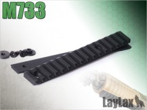 LAYLAX/FIRST FACTORY - M733 Bottom Rail