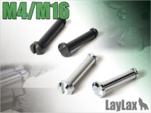 LAYLAX/FIRST FACTORY - M16 Frame Lock Pin BLACK