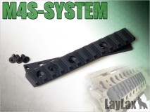 LAYLAX/FIRST FACTORY - M4S-SYSTEM Side Long Rail
