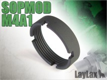 LAYLAX/FIRST FACTORY - Next Gen M4 Hard Buffer Ring