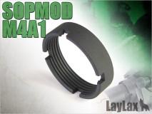 LAYLAX/FIRST FACTORY - Next Gen M4 Hard Buffer Ring
