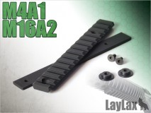 LAYLAX/FIRST FACTORY - M4A1/M16A2 Bottom Rail