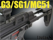 LAYLAX/FIRST FACTORY - G3 EBR Type Stock