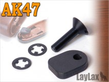 LAYLAX/FIRST FACTORY - AK Butt Plate Lock