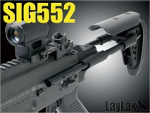 LAYLAX/FIRST FACTORY - SIG552 Seals EBR Type Stock