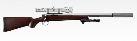 VSR10 PRO HUNTER G Gun Sound