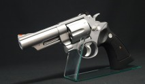 TANAKA - M629 4inch Stainless HW (Gas Revolver)