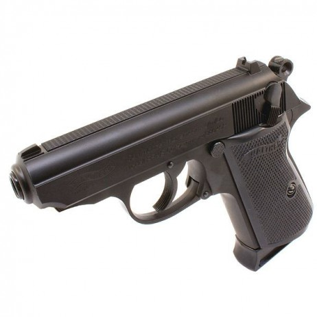 Maruzen - Walther PPK/S BLACK