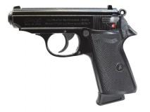 Maruzen - Walther PPK/S BLACK METAL
