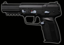 Marushin - 8mm Gas Blowback Five-seveN USG Maxi 8 (HW)